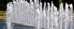 fontanna pergola