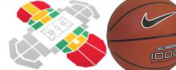 Hala Ludowa - koszykówka Śląsk