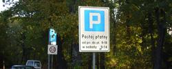 Płatny parking ul. Kopernika