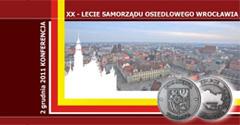 XX lecie samorządu osiedlowego Wrocław