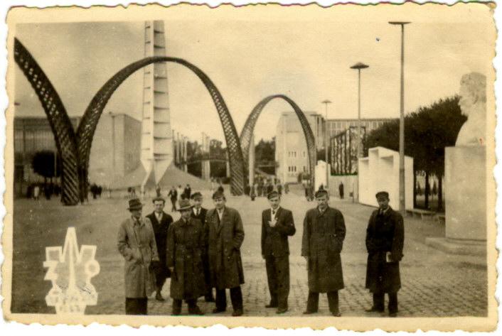 Wystawa ziem odzyskanych 1948 rok