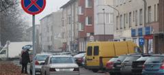 Problemy z parkowaniem na Olszewskiego
