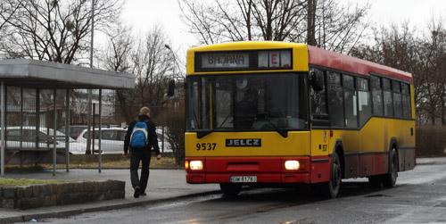 Likwidacja autobusu E