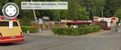google mapy wrocław