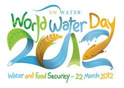 Światowy dzień wody Wroclaw 2012 logo