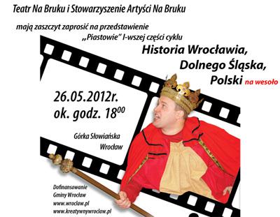 Historia Wrocławia na wesoło