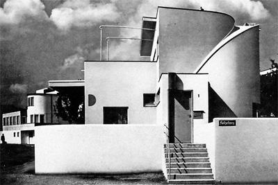 Hans Scharoun: Einfamilienhaus
