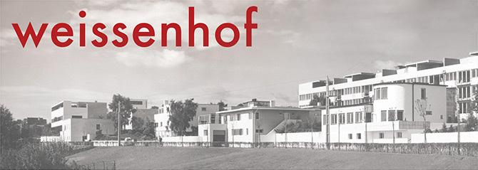 Weissenhof – osiedle Werkbundu Stuttgart 1927