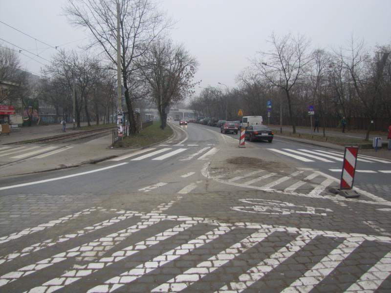 wróblewskiego pas rowerowy