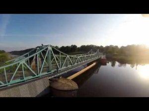 Bartoszowice Wrocław film z drona