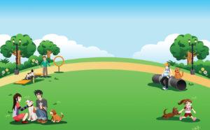 Plac zabaw dla psów