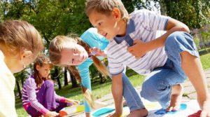 dzieci wakacje półkolonia