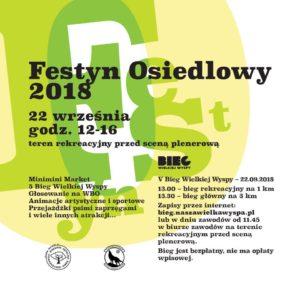Festyn Osiedlowy 2018