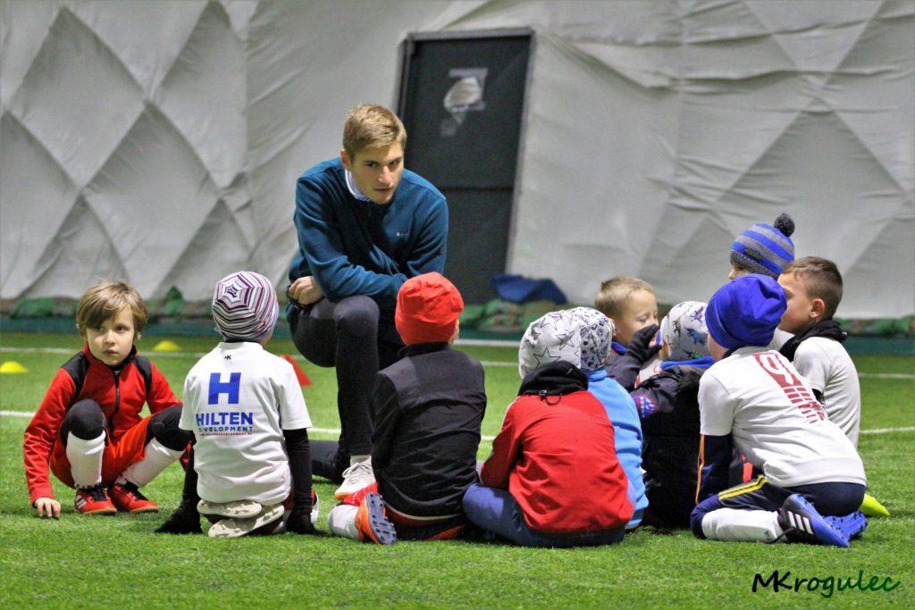 sport piłka nożna dzieci